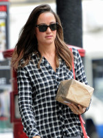 Pippa in Plaid