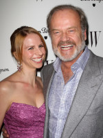 Kayte Walsh and Kelsey Grammer Photograph