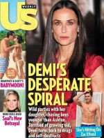 Demi Moore Us Weekly Cover