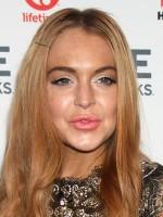 Lindsay Lohan Lips