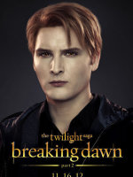 Carlisle Cullen Breaking Dawn Part 2 Poster