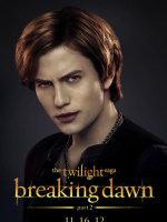 Jackson Rathbone Breaking Dawn Part 2 Poster