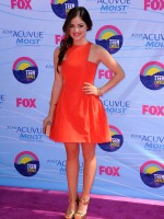 Lucy Hale at Teen Choice Awards