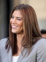 Hope Solo Photograph
