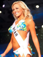 Angie Layton Miss USA