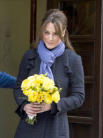 Pregnant Kate Middleton Pic