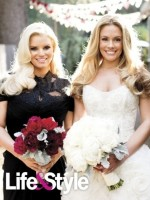 Cacee Cobb and Jessica Simpson Photo