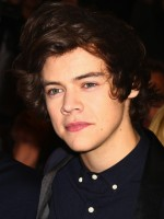 Harry Style Close Up