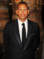 Alex Rodriguez in a Suit