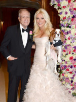 Crystal Harris Wedding Dress