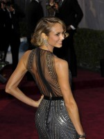 Stacy Keibler Oscars Dress