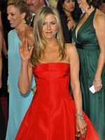Jennifer Aniston Oscars Dress