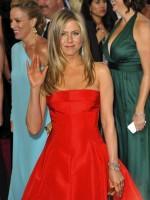 Jennifer Aniston Oscars Dress