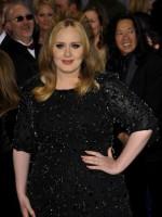 Adele Oscars Dress