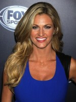 Erin Andrews in Blue