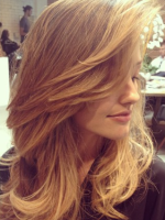 Minka Kelly Blonde Hair Pic