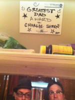 Charlie Sheen Greatest Dad Award