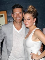 LeAnn Rimes With Eddie Cibrian Photo