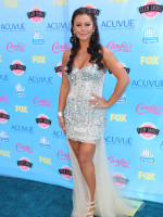 JWOWW at Teen Choice Awards