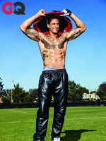 Colin Kaepernick Shirtless Photo