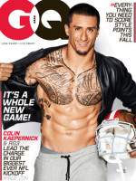Colin Kaepernick GQ Cover