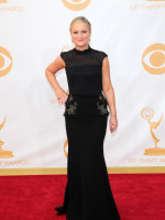 Amy Poehler at the Emmys