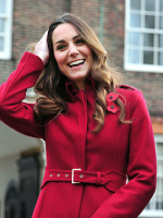 Kate Middleton Hair, Smile