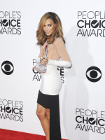 Naya Rivera at the PCAs