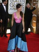 Sandra Bullock at 2014 Golden Globes