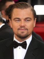 Leonardo DiCaprio at 2014 Golden Globes