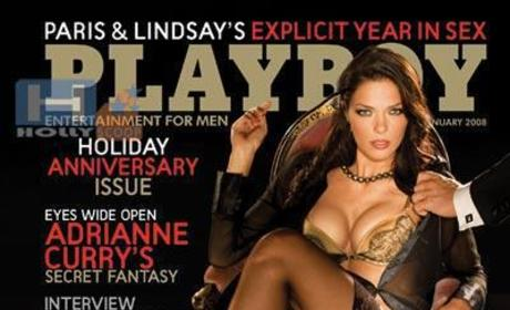 Adrianne Curry, Playboy