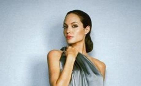 Angelina Jolie Naked
