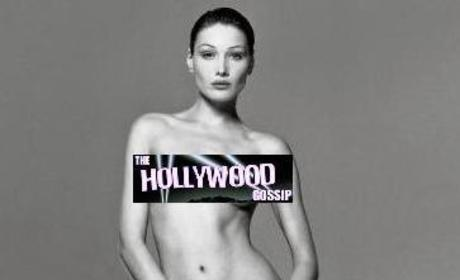Nude Carla Bruni is Worth $91,000