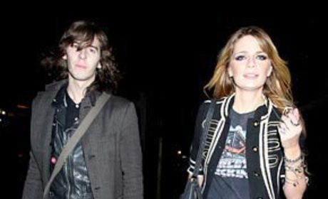 Luke Pritchard and Mischa Barton: It's Over