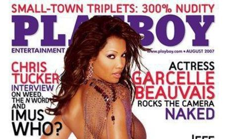 Garcelle Beauvais: Nude in Playboy