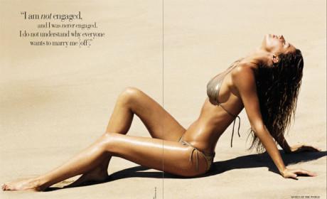 Gisele Bundchen Bikini Pic