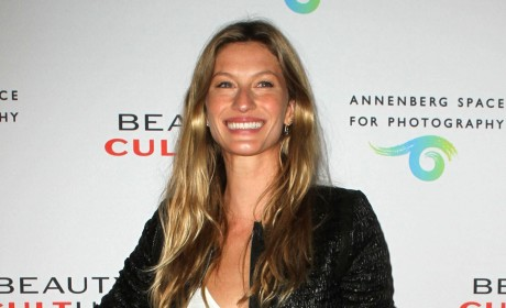 More Than Splitting the Uprights: Gisele Wants Babies!