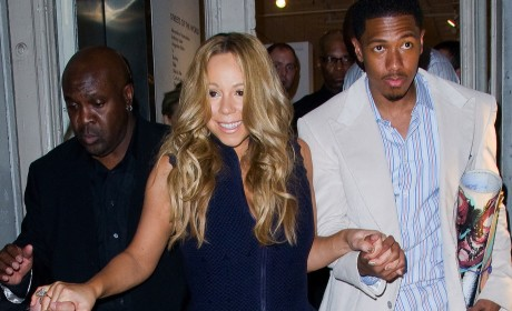 Mariah Carey Says Hello to Nick Cannon in Video for Bye, Bye