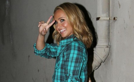 Celebrity of the Year Finalist #9: Hayden Panettiere