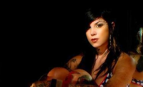 Kat Von D: I'm Jesse James' Type!