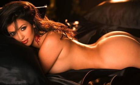 Should Kim Kardashian pose nude for Playboy again?