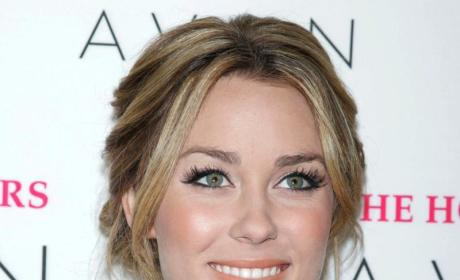 Lauren Conrad Promotes New Season of The Hills