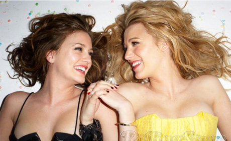 Leighton Meester, Blake Lively Pic