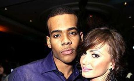 Karina Smirnoff and Mario: Not Dating!