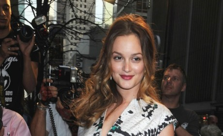 Hot Gossip (Girl): Robert Pattinson-Leighton Meester Affair Alleged!