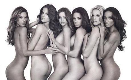 Nude Models!
