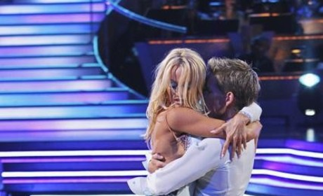 Dancing with the Stars Recap: The Passion of Pamela Anderson