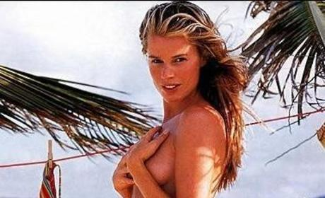 Rebecca Romijn Nude