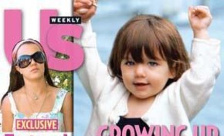 Suri Cruise: The Us Weekly Cover