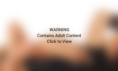 Classic Celebrity Pictures: Heidi Klum Topless!